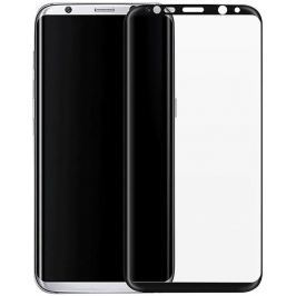 Global Technology TEMPERED GLASS 4D SAMS.G955 S8 PLUS black GT