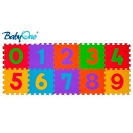 Baby ONO Pěnové puzzle  - Čísla - 10ks