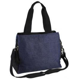 Baby ONO Přebalovací taška ke kočárku SO ACTIVE! - jeans/černá