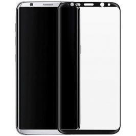 Global Technology TEMPERED GLASS 4D SAMS.G960 S9 black GT