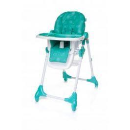 4Baby Židlička  Jídelní židlička DECCO, TURKUS
