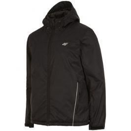 Pánská lyžařská bunda 4F KUMN001 Black, L