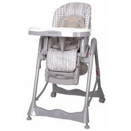 Coto baby Jídelní židlička  Mambo Grey