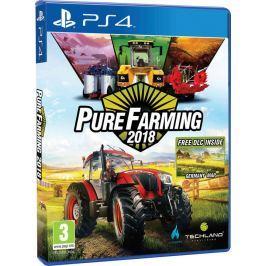 UBI SOFT PS4  - Pure Farming 2018