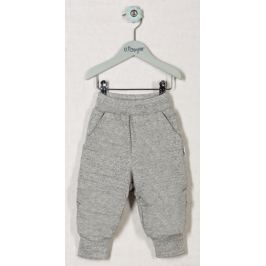 Nicol Tepláčky, kalhoty LIŠKA - šedé, roz. 74, 92 (18-24m)