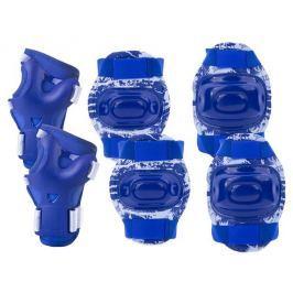 AEGIS - 3-dílná sada dětských chráničů modré velikost S-L, L