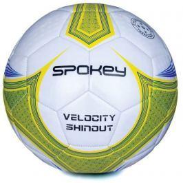 VELOCITY SHINOUT - Fotbalový míč bílo-žlutý č.5