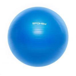 FITBALL III Gymnastický míč 75 cm včetně pumpičky, modrý