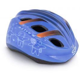 Spokey ASTRO Dětská cyklistická přilba, 48-52 cm