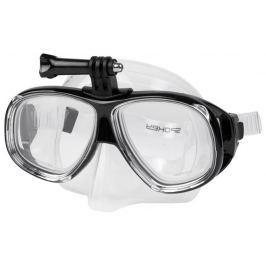 Spokey TAMUK CAMERA Maska na plavání s úchytem na kameru