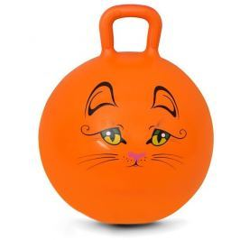 Spokey KITTY Skákací míč 45 cm