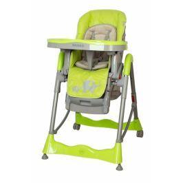 Coto baby Jídelní židlička  Mambo Green - SLONÍCÍ