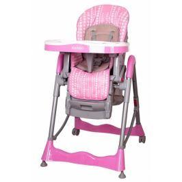 Coto baby Jídelní židlička  Mambo 2017 - Pink bubble