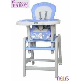 Coto baby Jídelní stoleček  STARS blue
