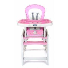 Coto baby Jídelní stoleček  STARS pink