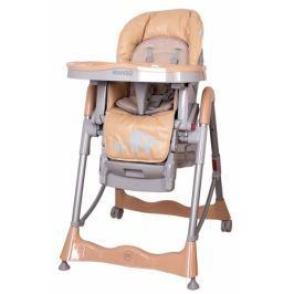 Coto baby Jídelní židlička  Mambo 2017 Beige - SLONÍCÍ