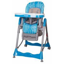 Coto baby Jídelní židlička  Mambo 2017 - Turquoise