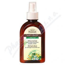 ELFA PHARM Herbal elixír pro křehké a poškozené vlasy 250ml ostatní přípravky na vlasy pro muže