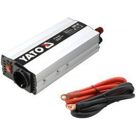 Měnič napětí 12/230V 800W