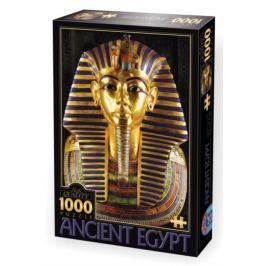 D-TOYS Puzzle  65971 Tutanchamonova pohřební maska 1000 dílků