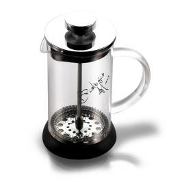 BERLINGERHAUS Konvička na čaj a kávu French Press 350 ml černá