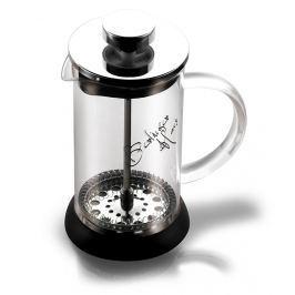 BERLINGERHAUS Konvička na čaj a kávu French Press 600 ml černá