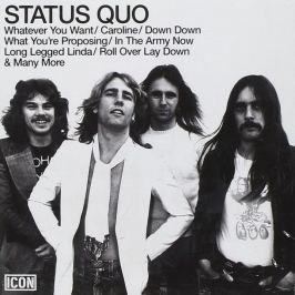 CD Status Quo : Icon