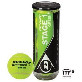 Dunlop Tenisové míčky  STAGE 1