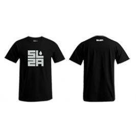 Slza - Black, pánské tričko M