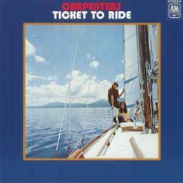Carpenters : Ticket To Ride LP