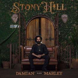 CD Damian Marley : Stony Hill
