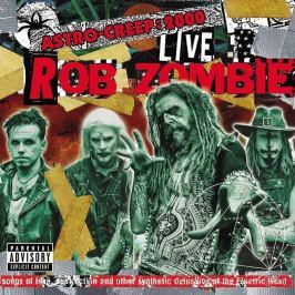 CD Rob Zombie : Astro-Creep: 2000 Live Songs (Live at Riot Fest)