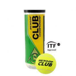 Dunlop Tenisové míčky  Championship 3 BP