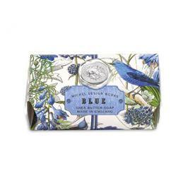 Michel Design Works Hydratační krémové mýdlo Blue (Shea Butter Soap) 246 g