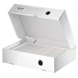 LEITZ Speciální horizontální archivační krabice  Infinity 80 mm, Bílá