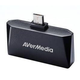 AVERMEDIA AVerTV Mobile Android-T2/ Externí/ Pro Tablety a Telefony/ Micro USB/