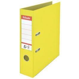 ESSELTE Pákový pořadač Colour'Ice, žlutá, 75 mm, A4, PP, se spodním kováním,
