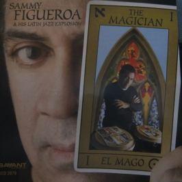 CD Sammy Figueroa : Magician