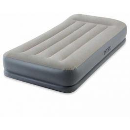 Intex Nafukovací postel  64116 MID RISE AIRBED TWIN