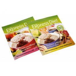 Good Nature Express Diet - instantní kaše, Jablečno-skořicová 55 g