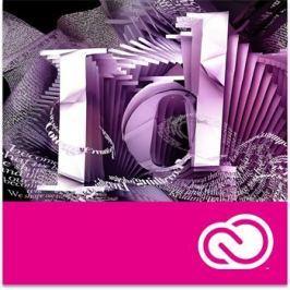 Adobe InDesign CC MP ML (+CZ) EDU RENEWAL L-1 1-9 NAMED (12 měsíců)