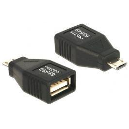 DeLock adaptér USB Micro (BM) -> USB 2.0 (AF) OTG