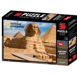 PRIME 3D Puzzle 500 dílků - Sfinga, Egypt