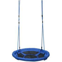 Houpací kruh síť průměr 100 cm - modrý