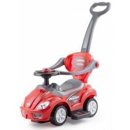 Jezdítko,odstrkovadlo, odrážedlo 3v1 Mega Car červené
