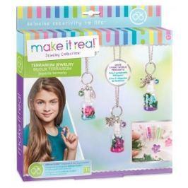 MAKE IT REAL Náhrdelník s lahvičkou na vzpomínky
