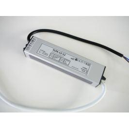 TLE Zdroj  napájecí pro LED pásky 12W, IP67, 12V