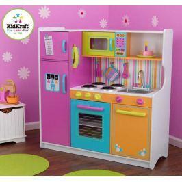 KidKraft dětská kuchyňka velká Big Bright Deluxe