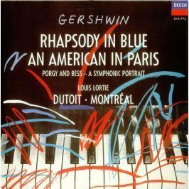 CD George Gershwin : Rhapsody In Blue/An Ameri