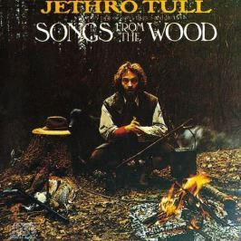 CD Jethro Tull : Songs From The Wood